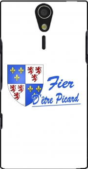 Fier detre picard ou picarde Case for Sony Ericsson Xperia S HD