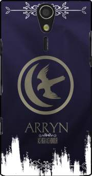 Flag House Arryn Case for Sony Ericsson Xperia S HD