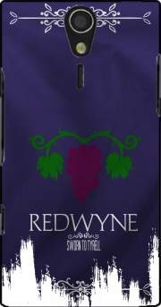 Flag House Redwyne Case for Sony Ericsson Xperia S HD