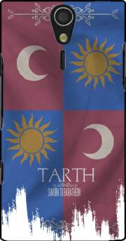 Flag House Tarth Case for Sony Ericsson Xperia S HD