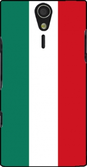 Flag Italy Case for Sony Ericsson Xperia S HD