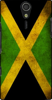 Vintage flag Jamaica Case for Sony Ericsson Xperia S HD