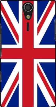 Flag Union Jack Case for Sony Ericsson Xperia S HD