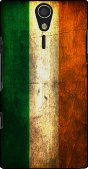 Flag Italy Vintage Case for Sony Ericsson Xperia S HD