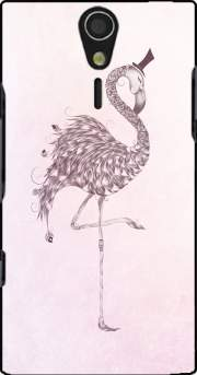 Flamingo Sony Ericsson Xperia S HD Case