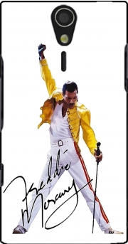 Freddie Mercury Signature Case for Sony Ericsson Xperia S HD