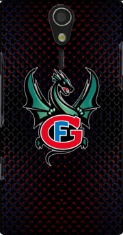 fribourg gotteron hockey Sony Ericsson Xperia S HD Case