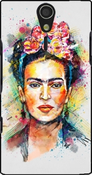 Frida Kahlo Case for Sony Ericsson Xperia S HD