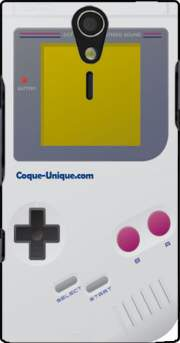 GameBoy Style Case for Sony Ericsson Xperia S HD