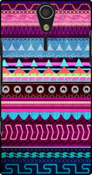 Gamer Aztec Case for Sony Ericsson Xperia S HD