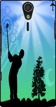 Golf Case for Sony Ericsson Xperia S HD