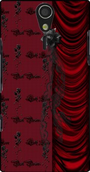 Gothic Elegance Case for Sony Ericsson Xperia S HD
