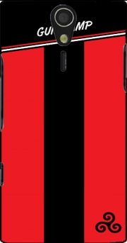 Guingamps Maillot Football Sony Ericsson Xperia S HD Case
