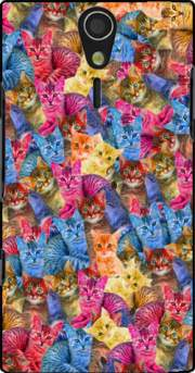 Cats Haribo Case for Sony Ericsson Xperia S HD