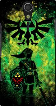 Hyrule Art Case for Sony Ericsson Xperia S HD
