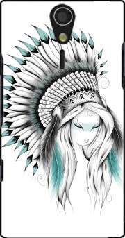 Indian Headdress Sony Ericsson Xperia S HD Case