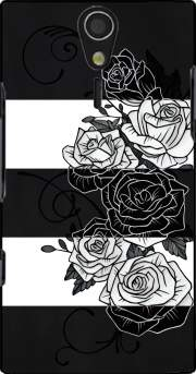 Inverted Roses Sony Ericsson Xperia S HD Case