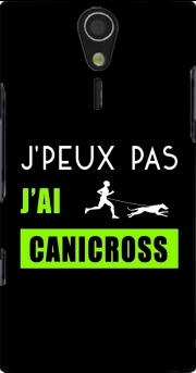 Je peux pas jai canicross Sony Ericsson Xperia S HD Case