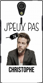 Je peux pas jai christophe mae Case for Sony Ericsson Xperia S HD