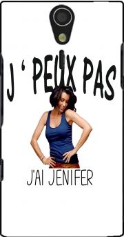 Je peux pas jai Jenifer Case for Sony Ericsson Xperia S HD
