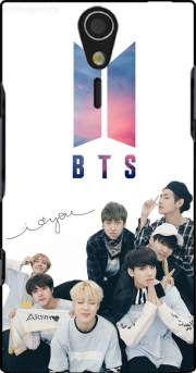 K-pop BTS Bangtan Boys Case for Sony Ericsson Xperia S HD