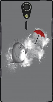 Keep the Umbrella Case for Sony Ericsson Xperia S HD