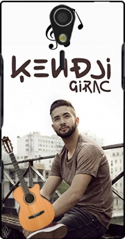 Kendji Girac Case for Sony Ericsson Xperia S HD