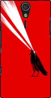 Laser crow Sony Ericsson Xperia S HD Case