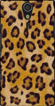 Leopard Case for Sony Ericsson Xperia S HD