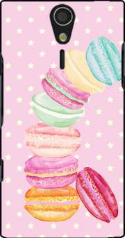 MACARONS Case for Sony Ericsson Xperia S HD