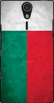 Madagascar Case for Sony Ericsson Xperia S HD