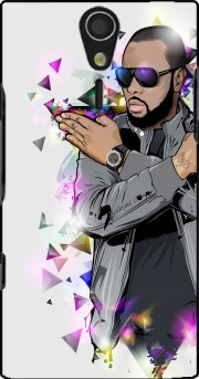 Maitre Gims - zOmbie Case for Sony Ericsson Xperia S HD