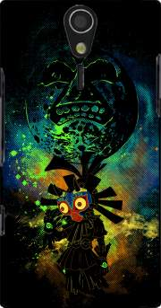 Majora's Art Case for Sony Ericsson Xperia S HD