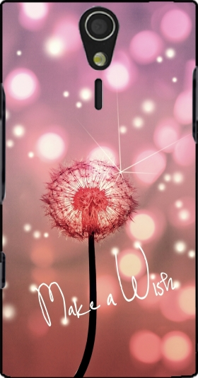Case Make a wish for Sony Ericsson Xperia S HD