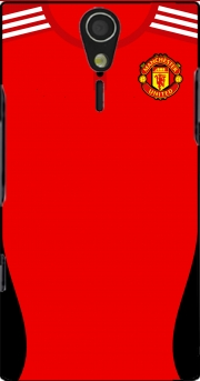 Manchester United Case for Sony Ericsson Xperia S HD