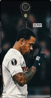 Memphis Depay Case for Sony Ericsson Xperia S HD