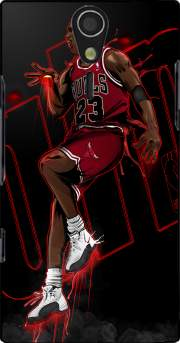 Michael Jordan Case for Sony Ericsson Xperia S HD