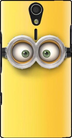 Case minion 3d  for Sony Ericsson Xperia S HD
