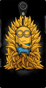 Minion Throne Case for Sony Ericsson Xperia S HD