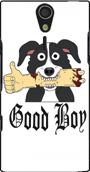 mr pickles good boy Sony Ericsson Xperia S HD Case