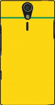 Nantes Football Club Maillot Case for Sony Ericsson Xperia S HD