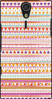 Native Bandana Aztec Case for Sony Ericsson Xperia S HD