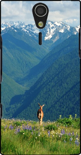 Case Nature's Calling for Sony Ericsson Xperia S HD