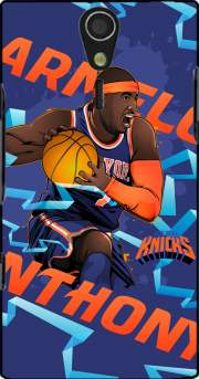 NBA Stars: Carmelo Anthony Case for Sony Ericsson Xperia S HD
