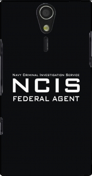 NCIS federal Agent Sony Ericsson Xperia S HD Case