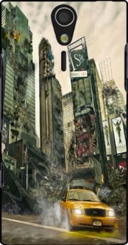 New York apocalyptic Case for Sony Ericsson Xperia S HD