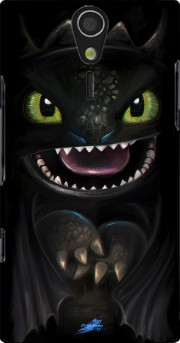 Night fury Case for Sony Ericsson Xperia S HD