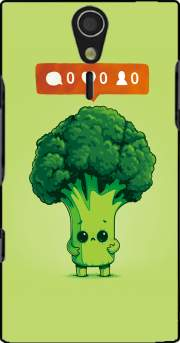 Nobody Loves Me - Vegetables is good Case for Sony Ericsson Xperia S HD