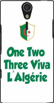 One Two Three Viva Algerie Sony Ericsson Xperia S HD Case