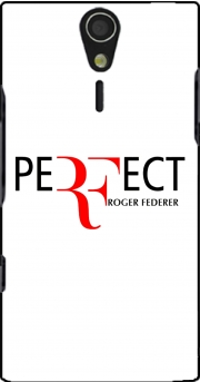 Perfect as Roger Federer Case for Sony Ericsson Xperia S HD